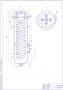 Xim13-11 Змеевиковый холодильник вертикальный