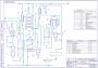 Хим9-8 Технологическая схема получения метанола под давлением