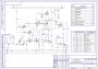 Технологическая (функциональная) схема ректификационной установк