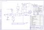 Технологическая схема барабанной сушильной установки противоточн