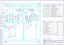 Технологическая схема производства концентрированной аммиачной в