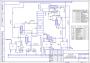 Технологическая схема ректификационной установки А3