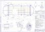 Горизонтальный теплообменник 800-ТН-104-3-2